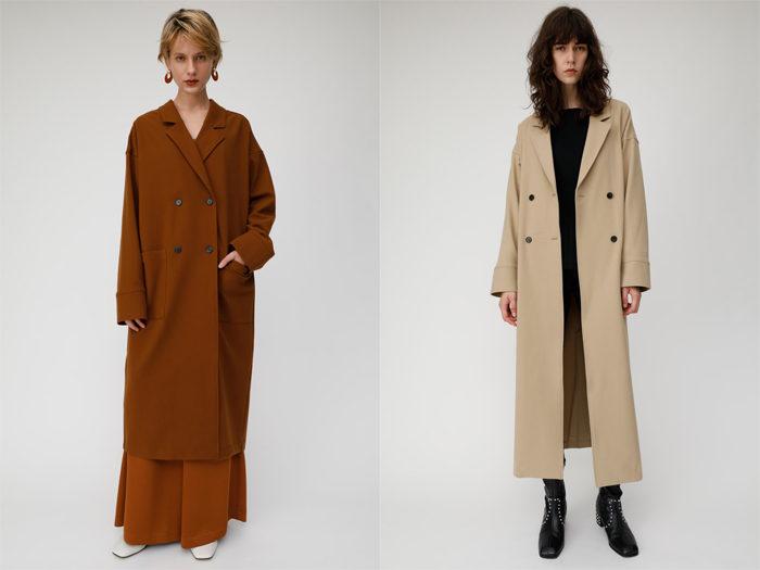 MOUSSY大衣2
