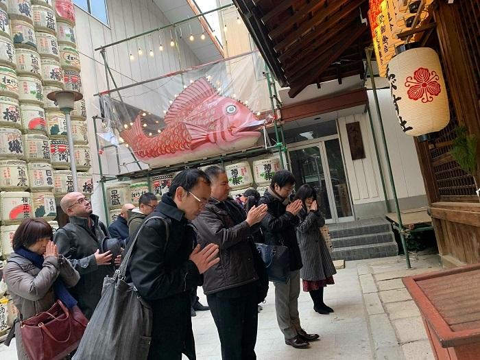 初詣 日本 新年參拜