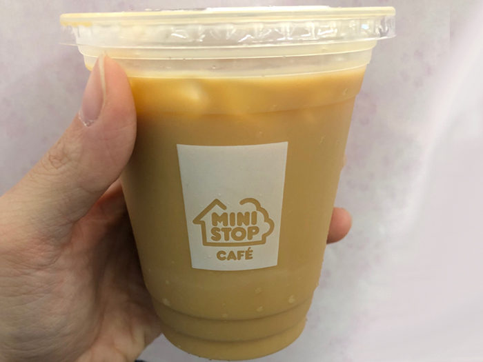 日本MINI STOP 咖啡