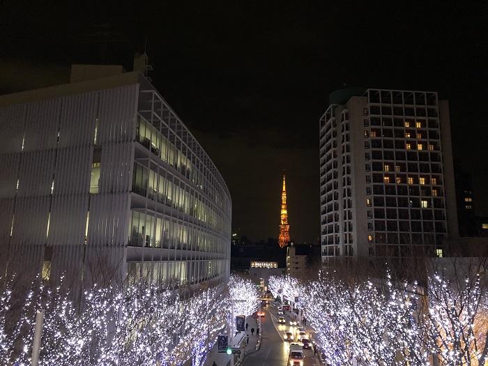六本木之丘 2019 聖誕燈飾
