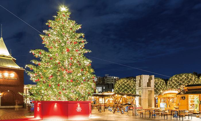2019 惠比壽 聖誕燈飾