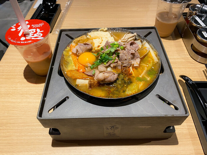 BOILING POINT 沸點 沙茶羊肉鍋