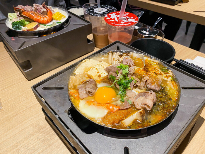 BOILING POINT 沸點 一人火鍋