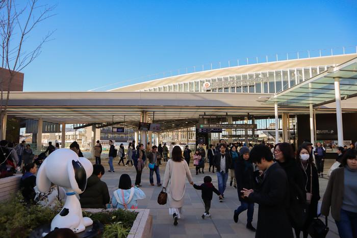 南町田グランベリーパーク駅