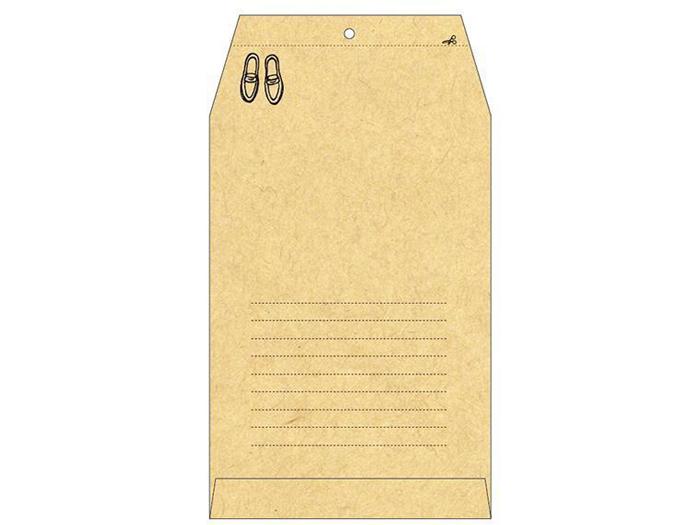 2020 loft 口袋月曆 背面