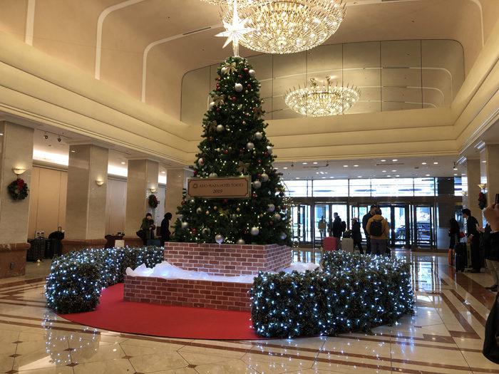 東京京王廣場酒店 聖誕大餐