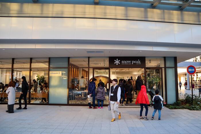 戶外用品專賣店 snow peak