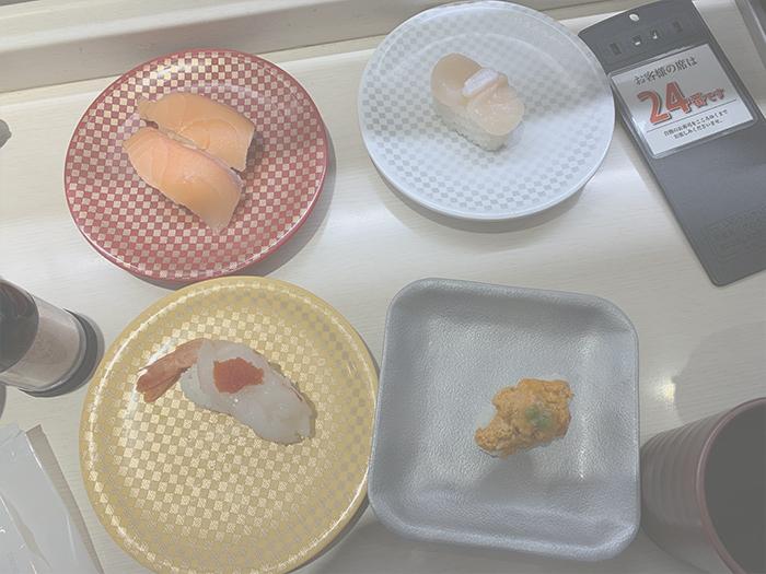 UOBEI SUSHI 魚米壽司 必吃品項