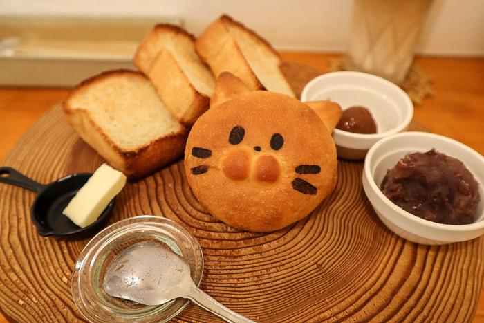 tonttu 貓咪麵包