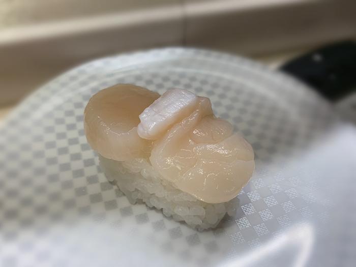 魚米壽司 干貝壽司