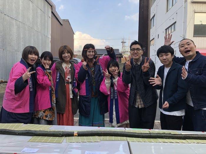 日本綜藝節目來賓