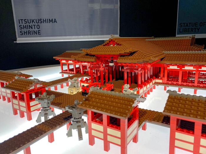 5樂高世界遺產展 稻荷神社