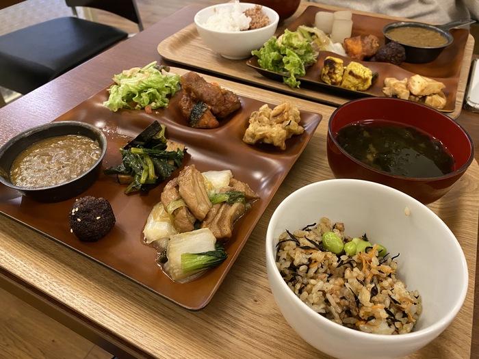 錦系町 台灣素食料理 Veggie House