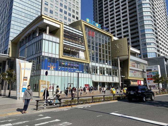 錦系町 購物中心