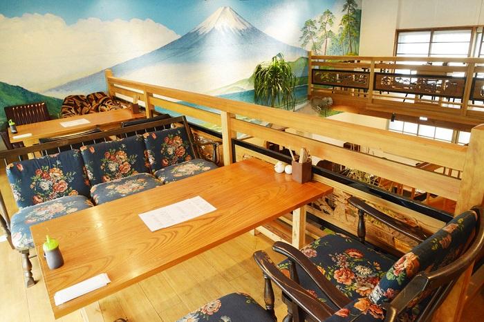 富士山壁畫 分福 錢湯居酒屋