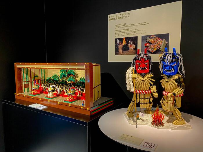 5樂高世界遺產展 日本遺產