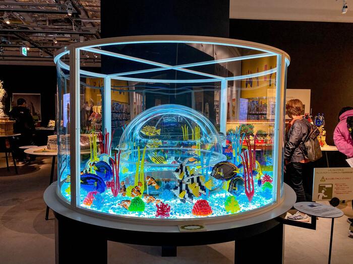 5樂高世界遺產展 水族館