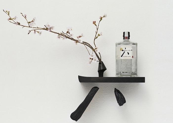 日本琴酒六 ROKU 情人節禮物