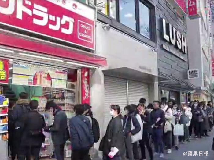 日本 新冠肺炎 口罩