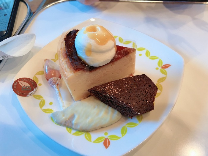 Cafe Biscuit 輕乳酪蛋糕