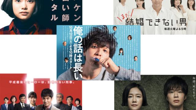 2019 日劇