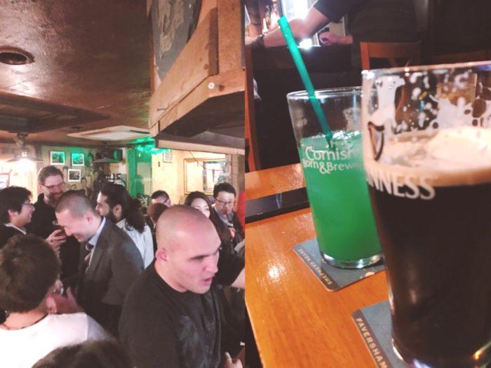 凱爾特戰士 酒吧