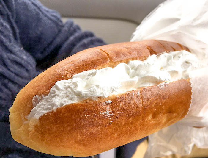 mocomoco奶油麵包