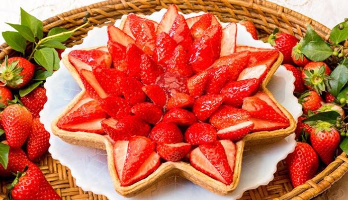 Qu'il fait bon KIRABIKA草莓塔