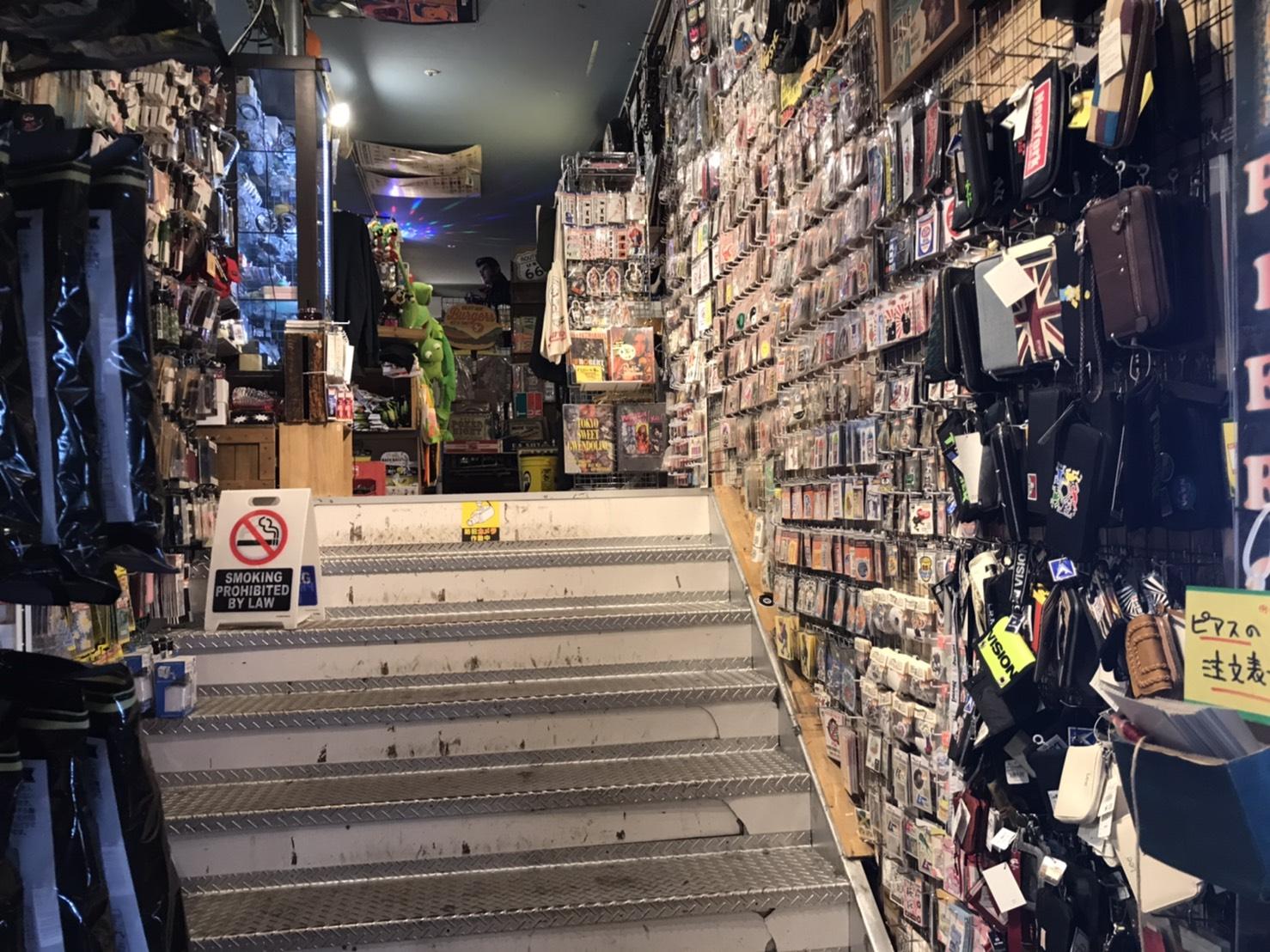 VV VenusFort店 階梯