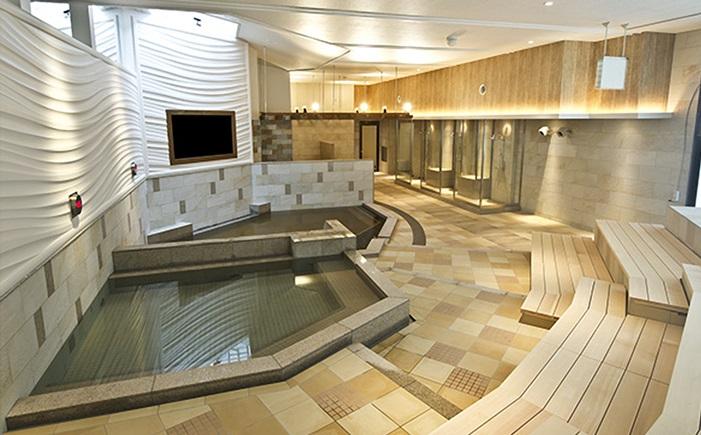 東京超級錢湯 天然溫泉和平島