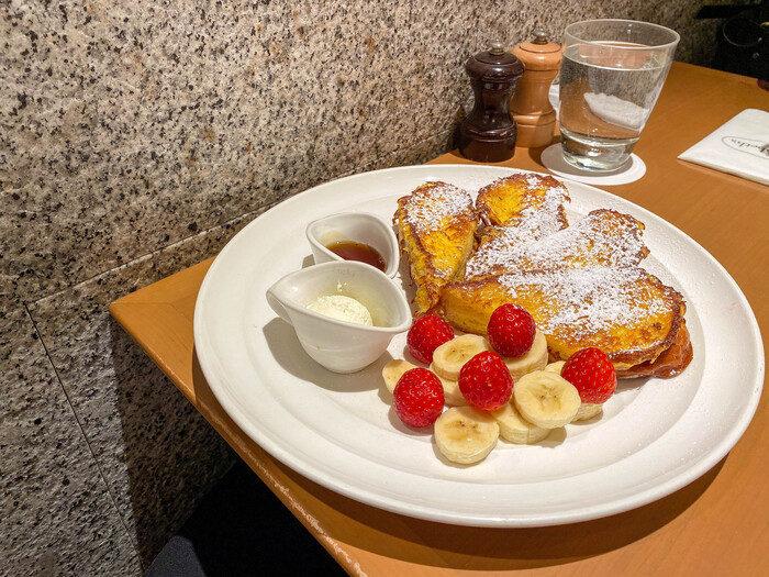 sarabeth 早餐女王 法式吐司