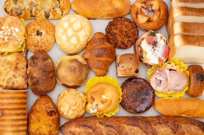 九州 麵包