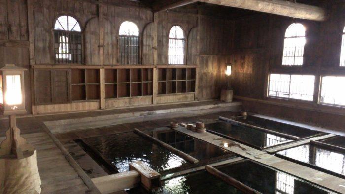 法師温泉 長壽館 羅馬浴場