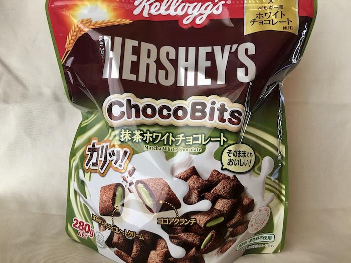 賀喜抹茶白巧克力股片