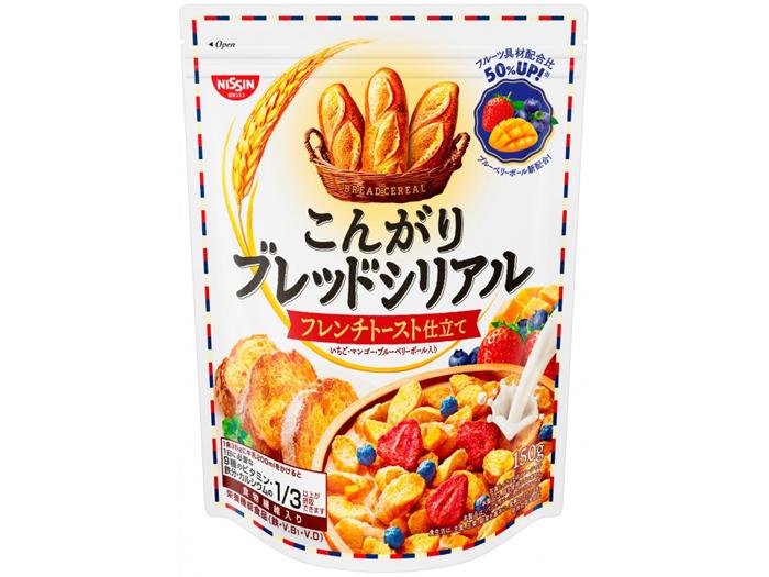 麵包穀片 日清 日本穀片